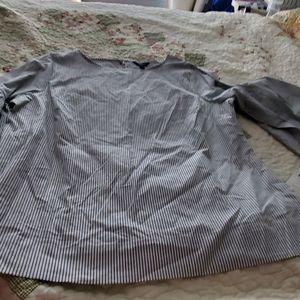 Womens bell sleev blouse